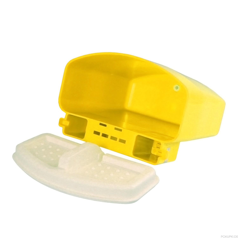 wasserspender 7 l kunststoff gelb ha 31747. Black Bedroom Furniture Sets. Home Design Ideas
