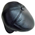 Kappe aus Kunstleder gr. 60 FA-32435