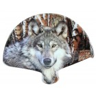 "Magnet ""Wolf"", 7 x 6 cm, MA-12955"