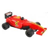 """Spielzeugauto """"Powerrennen"""" rot SP-21136_1"""