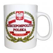"""Kaffee-/Teebecher """"Polen"""" 500 ml KT-14495"""