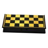 Brettspielset 3 in 1 18,9x18,9 cm 600831_3in1 Spielset