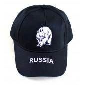 """Kappe """"Russia"""" mit Stickerei FA-0046"""