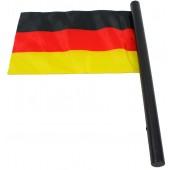 Флаг Германии с гимном, ca. 30 x 20 см, FL-33435