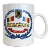 """Кружка """"Румыния"""" 500 мл KT-14505"""