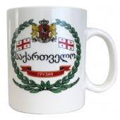 "Кружка ""Грузия"" 500 мл KT-14455"