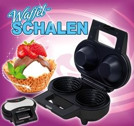 Waffel-Schalen